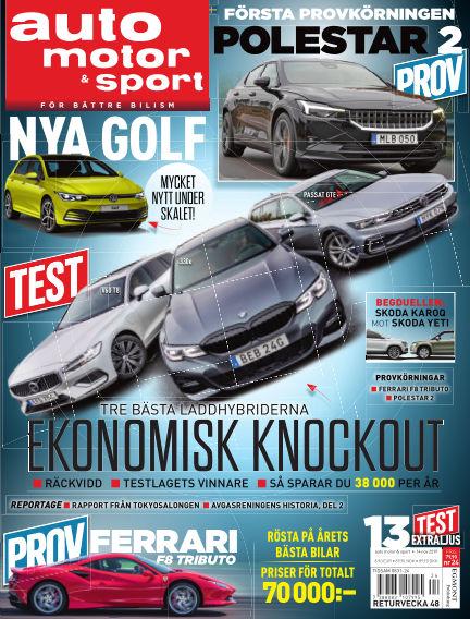 Auto Motor & Sport November 08, 2019 00:00