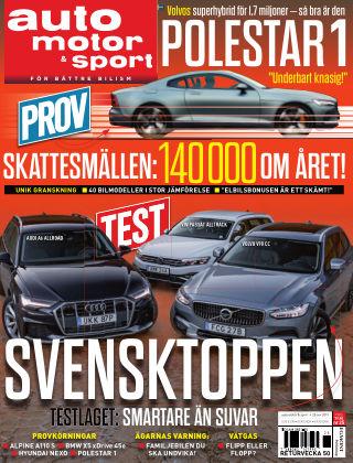 Auto Motor & Sport 2019-11-25