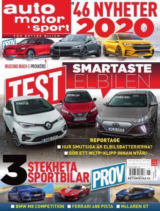 Auto Motor & Sport 2019-12-06