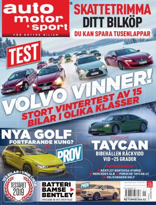 Auto Motor & Sport 2019-12-20