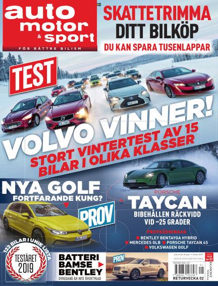 Auto Motor & Sport December 20, 2019 00:00