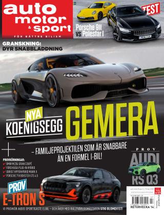 Auto Motor & Sport 2020-03-19