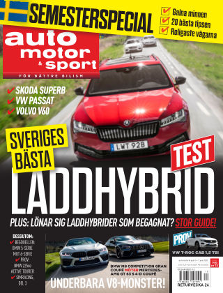 Auto Motor & Sport 2020-06-09