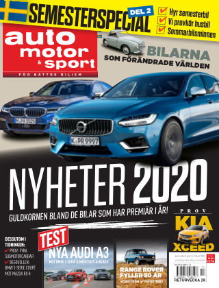 Auto Motor & Sport 2020-06-25