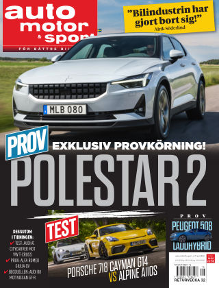 Auto Motor & Sport 2020-07-23
