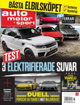 Auto Motor & Sport 2020-08-18