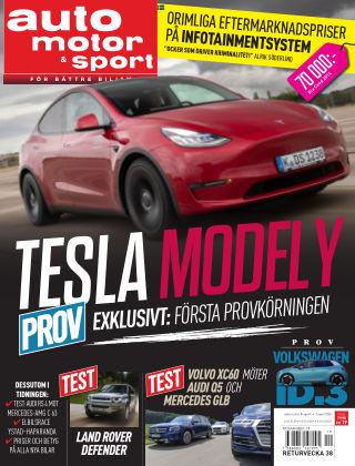 Auto Motor & Sport 2020-09-01