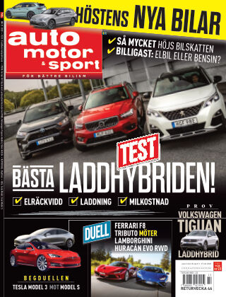 Auto Motor & Sport 2020-10-27