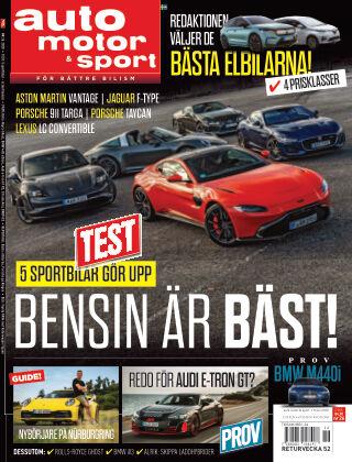 Auto Motor & Sport 2020-12-08