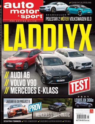 Auto Motor & Sport 2020-11-26