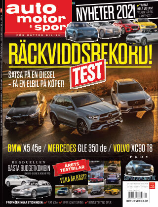 Auto Motor & Sport 2020-12-22