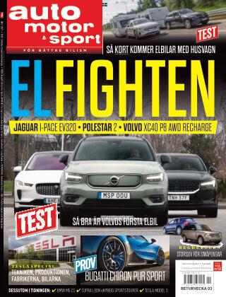 Auto Motor & Sport 2021-01-05