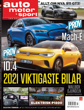Auto Motor & Sport 2021-01-19