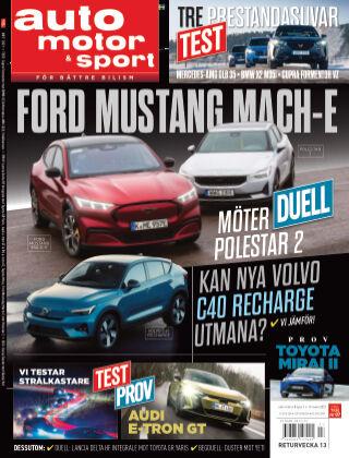 Auto Motor & Sport 2021-03-16