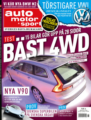 Auto Motor & Sport 2016-02-29