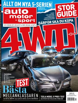 Auto Motor & Sport 2016-10-28
