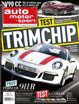 Auto Motor & Sport 2016-07-08