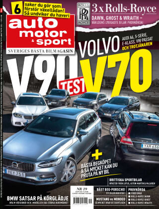 Auto Motor & Sport 2016-09-01