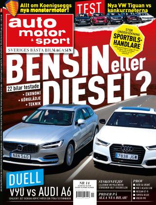 Auto Motor & Sport 2016-06-28