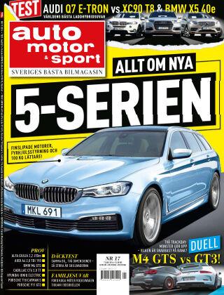 Auto Motor & Sport 2016-08-09