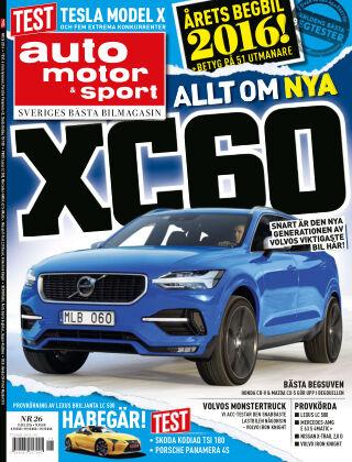 Auto Motor & Sport 2016-12-12