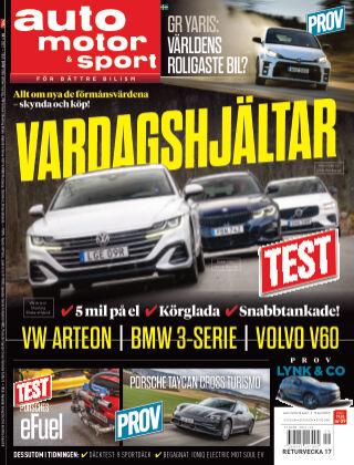 Auto Motor & Sport 2021-04-13