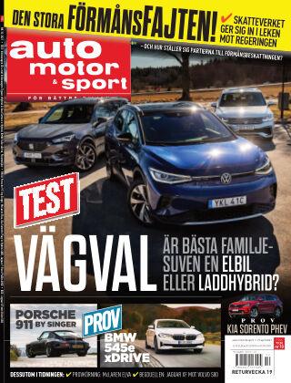 Auto Motor & Sport 2021-04-27