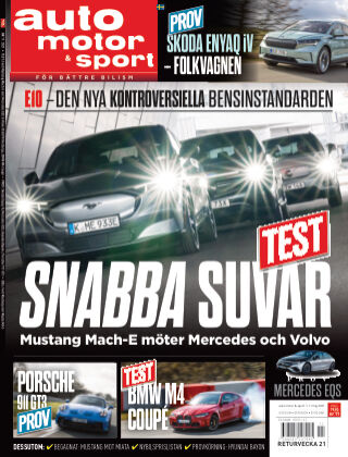 Auto Motor & Sport 2021-05-11