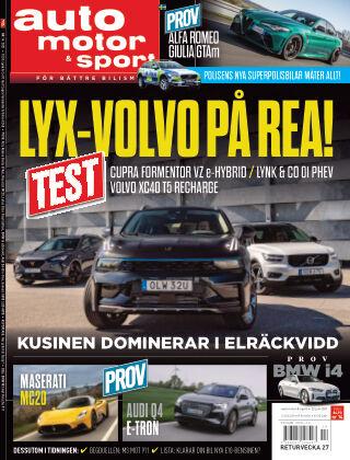 Auto Motor & Sport 2021-06-22