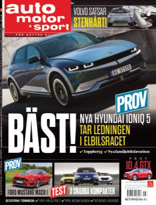 Auto Motor & Sport 2021-07-20