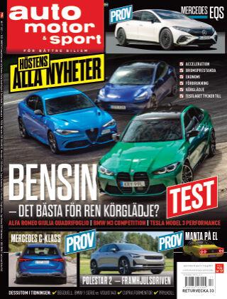 Auto Motor & Sport Nr 17 2021