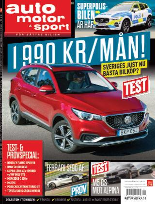 Auto Motor & Sport Nr 18 2021
