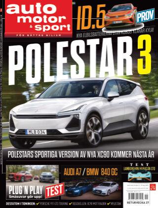 Auto Motor & Sport Nr 19 2021