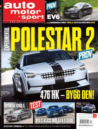 Auto Motor & Sport 2021-09-14