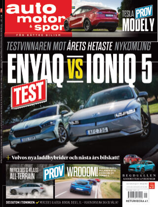 Auto Motor & Sport 2021-09-28