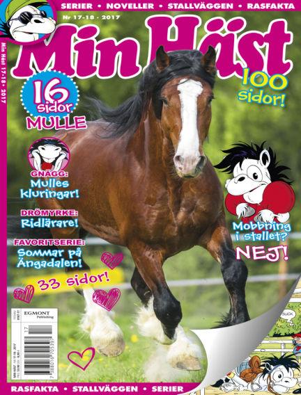 Min Häst July 14, 2017 00:00