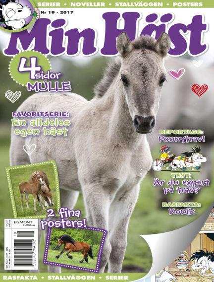 Min Häst August 04, 2017 00:00