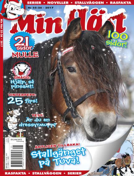 Min Häst November 17, 2017 00:00