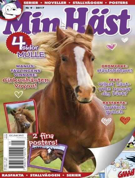 Min Häst March 17, 2017 00:00