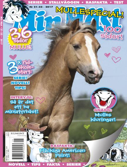 Min Häst September 15, 2017 00:00