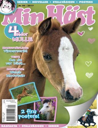 Min Häst 2017-08-25