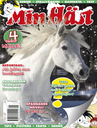Min Häst 2018-01-01