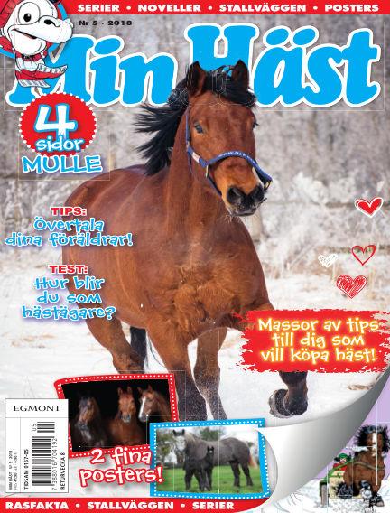 Min Häst February 06, 2018 00:00