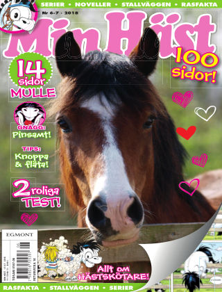 Min Häst 2018-02-20