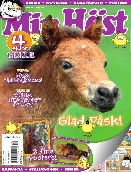Min Häst March 20, 2018 00:00
