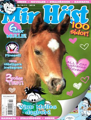 Min Häst 2018-04-03