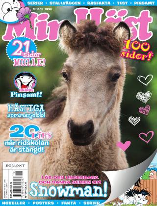 Min Häst 2018-06-07