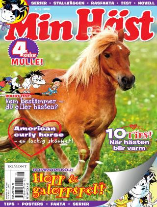 Min Häst 2018-07-03