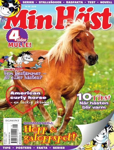 Min Häst July 03, 2018 00:00