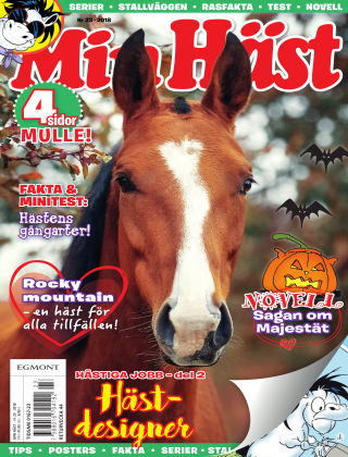 Min Häst 2018-10-09